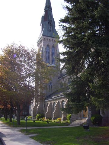 St George's Anglican Church, Guelph Ontario